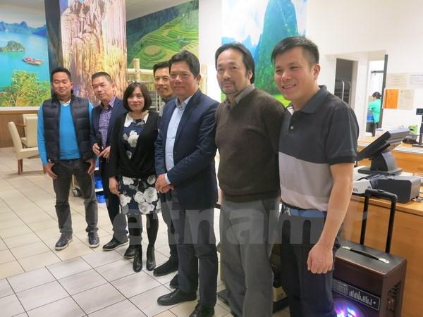 Third congress of Budapest Golf Vietnamese Association in Hungary