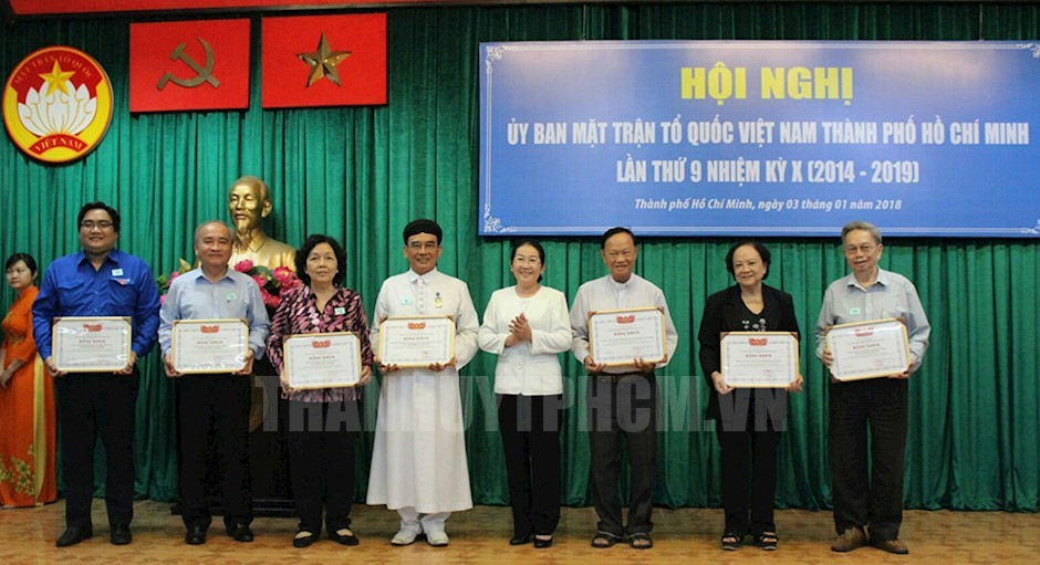 Ho Chi Minh city mobilizes over VND450 billion to care for poor