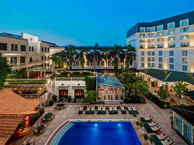 Sofitel Legend Metropole Hanoi named among best hotels for 2018