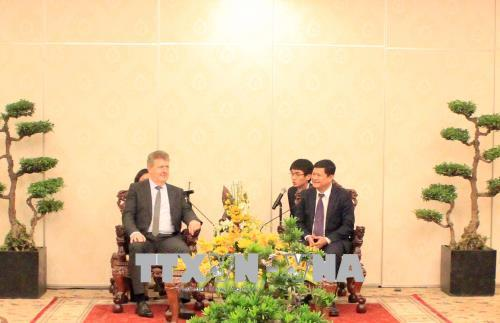HCM city, France cooperate in anti-corruption