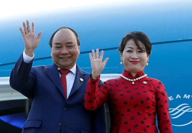 PM Nguyen Xuan Phuc concludes India visit