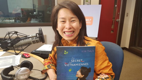 Vietnamese origin writer publishes book about how to cook Vietnamese dishes