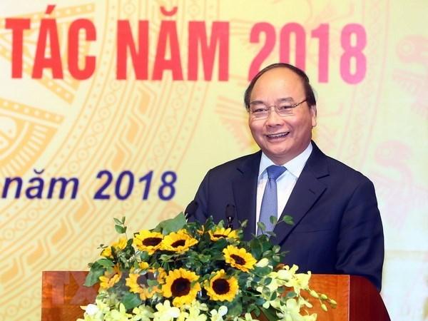 PM underlines Vietnam's achievements in 2017