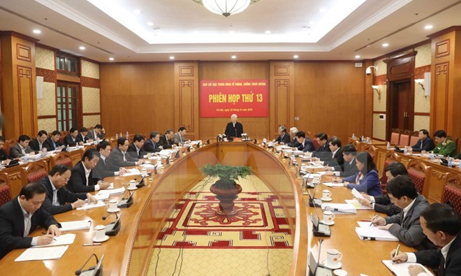 Fight against corruption should be sped up: Party chief