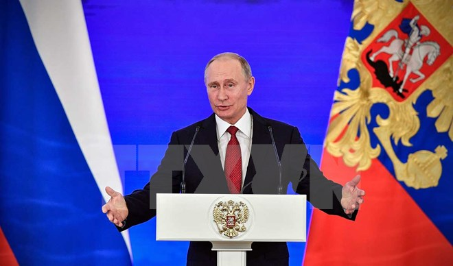 Russian presidential election: Putin likely to win presidential race