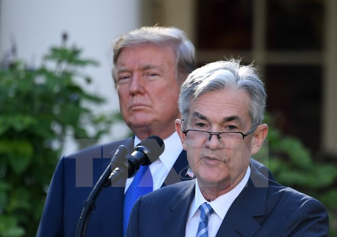 US Senate confirms Jerome Powell as Federal Reserve Chair