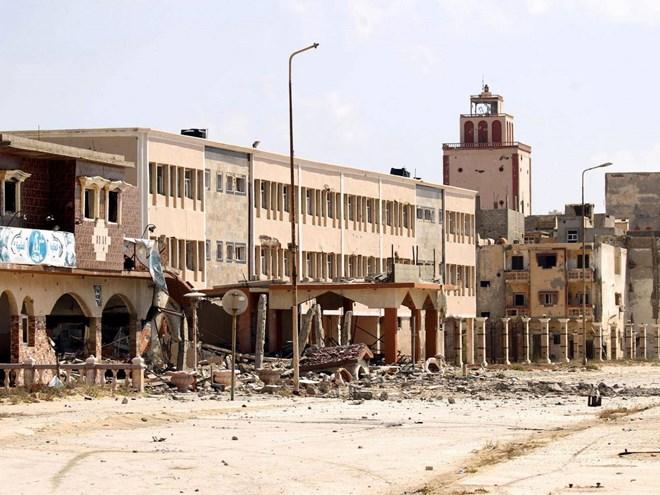 Libya car bombing leaves 22 dead