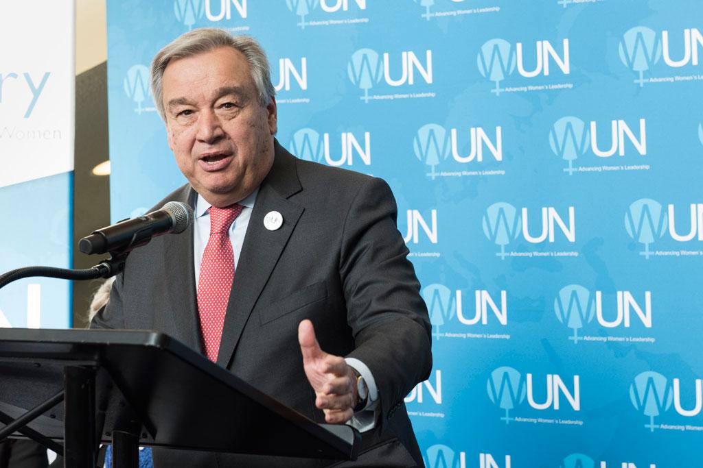 UN Secretary-General strongly condemns twin terrorist attacks in Iraq