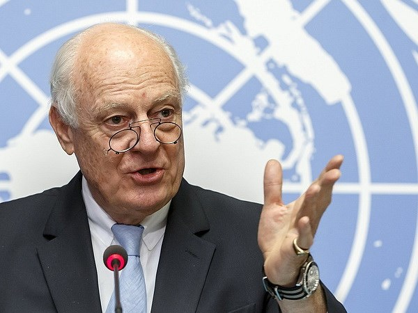 UN's special envoy for Syria to attend Sochi talks