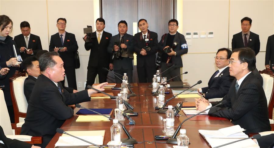 International leaders welcome Intra-Korean talks