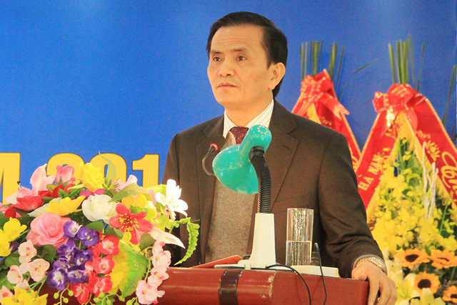 Thanh Hoa People's Committee Vice Chairman dismissed