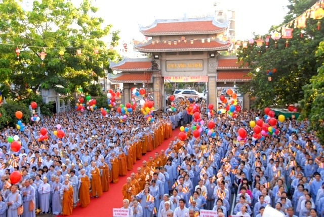 Vietnam's religious policy reaches turning point