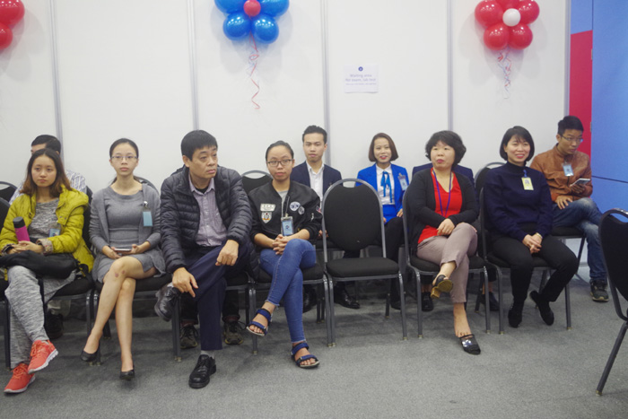 US Embassy community with annual Tet blood drive 2018