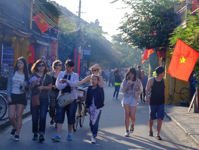 Hotels in Hoi An full in Lunar New Year 2018