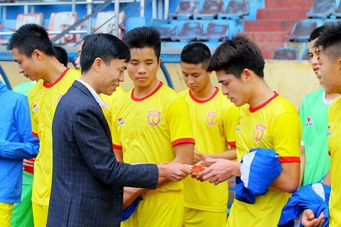 Post-Tet: Clubs gathered for V. League 2018