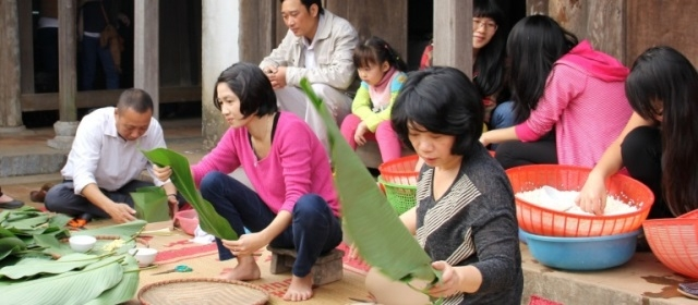 Discovering traditional Tet at Vietnam Museum of Ethnology