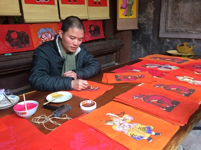 Diverse cultural activities on the occasion of Tet