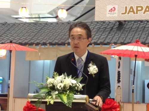 More Japanese firms interested in Vietnamese market: JETRO