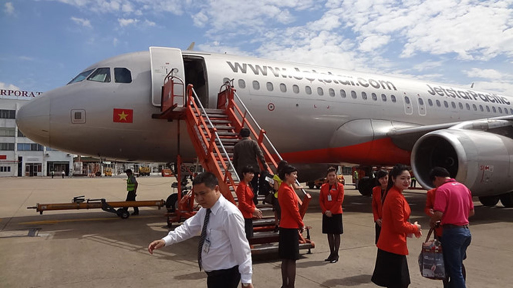 Vietnam Airlines, Jetstar Pacific increase domestic flights on Lunar New Year 2018