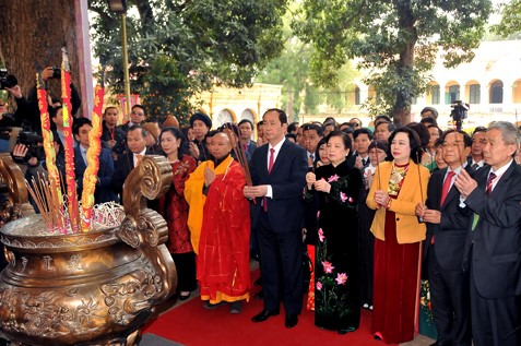 Vietnam rolls out red-carpet for overseas Vietnamese intellectuals in technology era