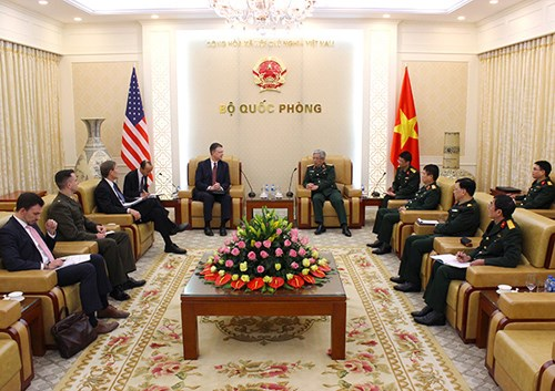 US wants to strengthen defence ties with Vietnam: Ambassador