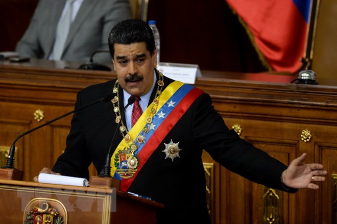 Venezuela's presidential election set for April 22nd