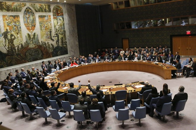 Kuwait takes UN Security Council Presidency