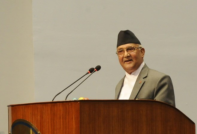 Nepali Prime Minister appoints four new ministers