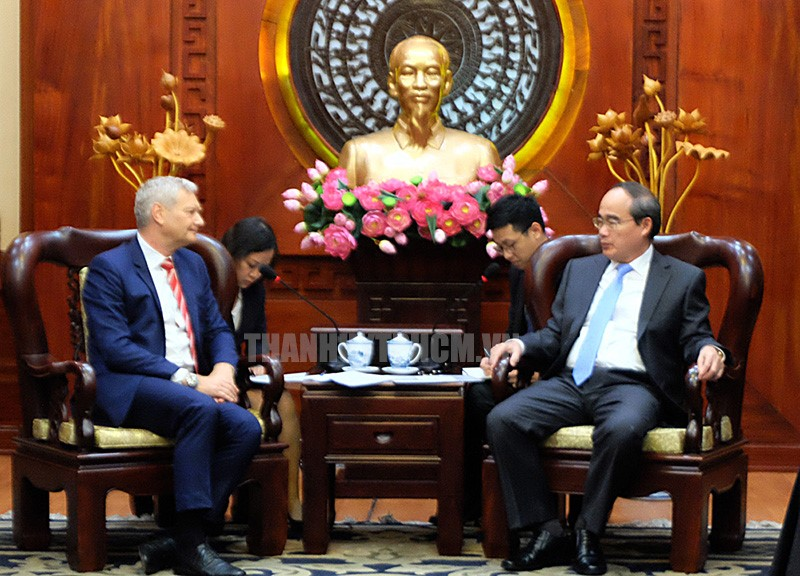 Singaporean company to cooperate with Ho Chi Minh city in real estate