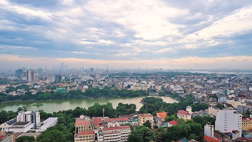 Hanoi to become a smart city by 2030