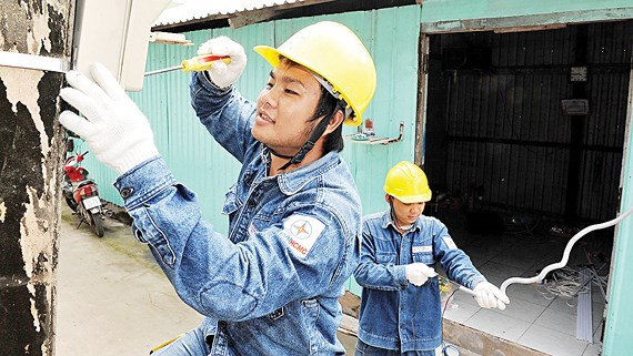 Ho Chi Minh city's youngsters serve communities
