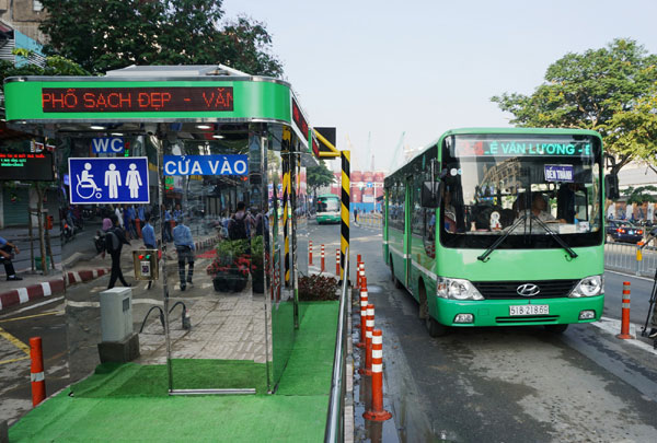 Ho Chi Minh city invests nearly VND10 billion on 3 new bus stations