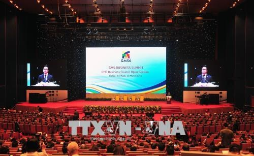 First-ever GMS Business Summit opens in Hanoi
