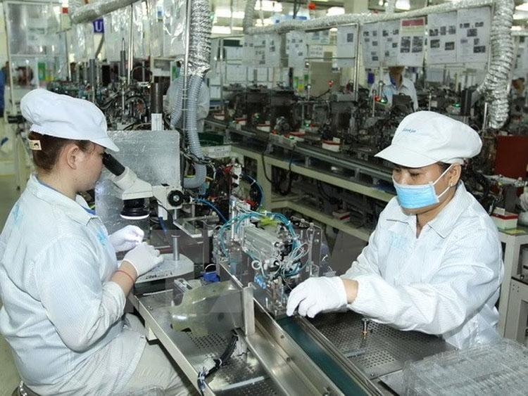 Ho Chi Minh city: FDI capital attraction hits nearly USD1.3 billion