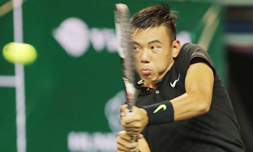 Two Vietnamese players to compete at Indian tennis tournament