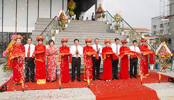 Hoang Sa Exhibition House opens in Da Nang city