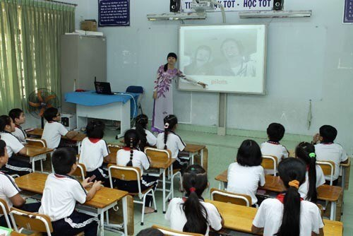 HCM City to pilot 'smart schools'