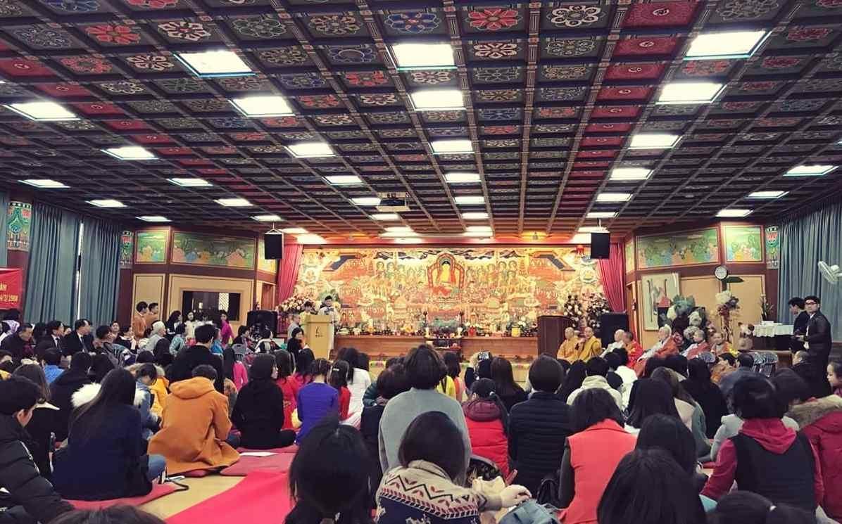 Vietnamese Buddhism Association in RoK organizes requiem for martyrs