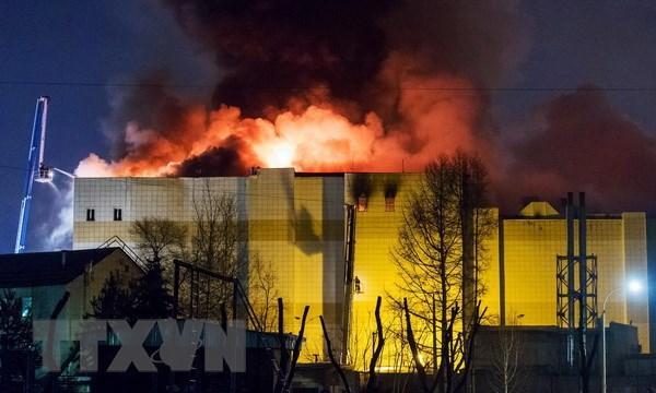 No Vietnamese victims in Russia's fire