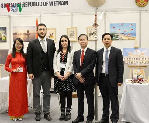 Exhibition promotes Vietnamese tourism and culture in Turkey