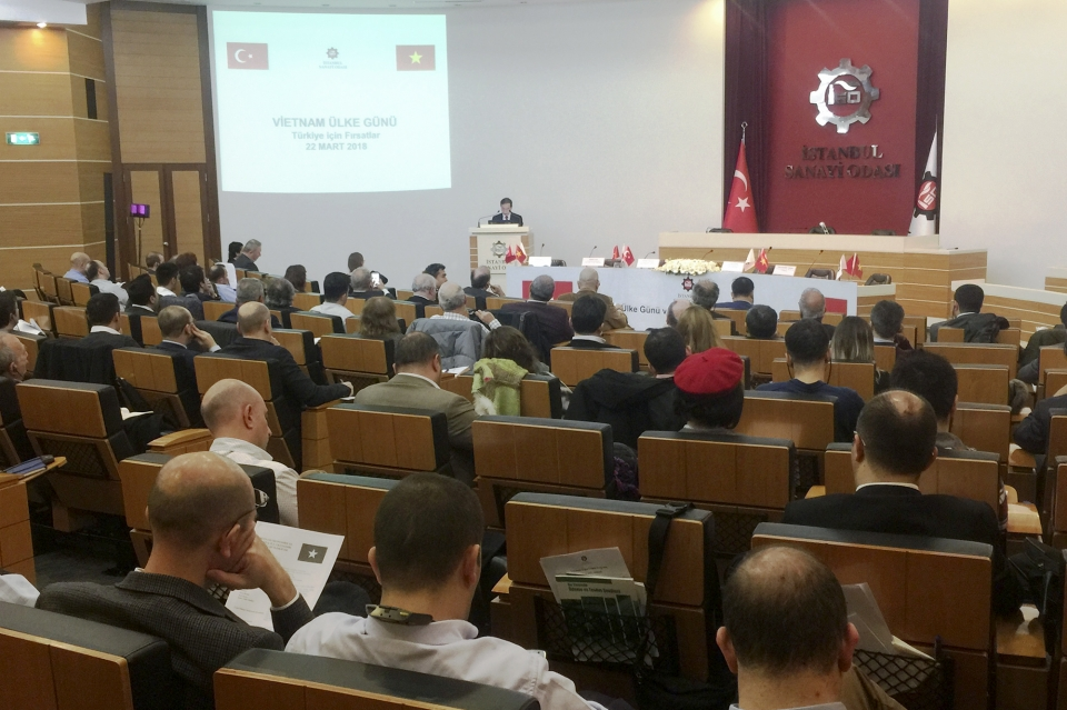 Vietnam introduction day held in Turkey