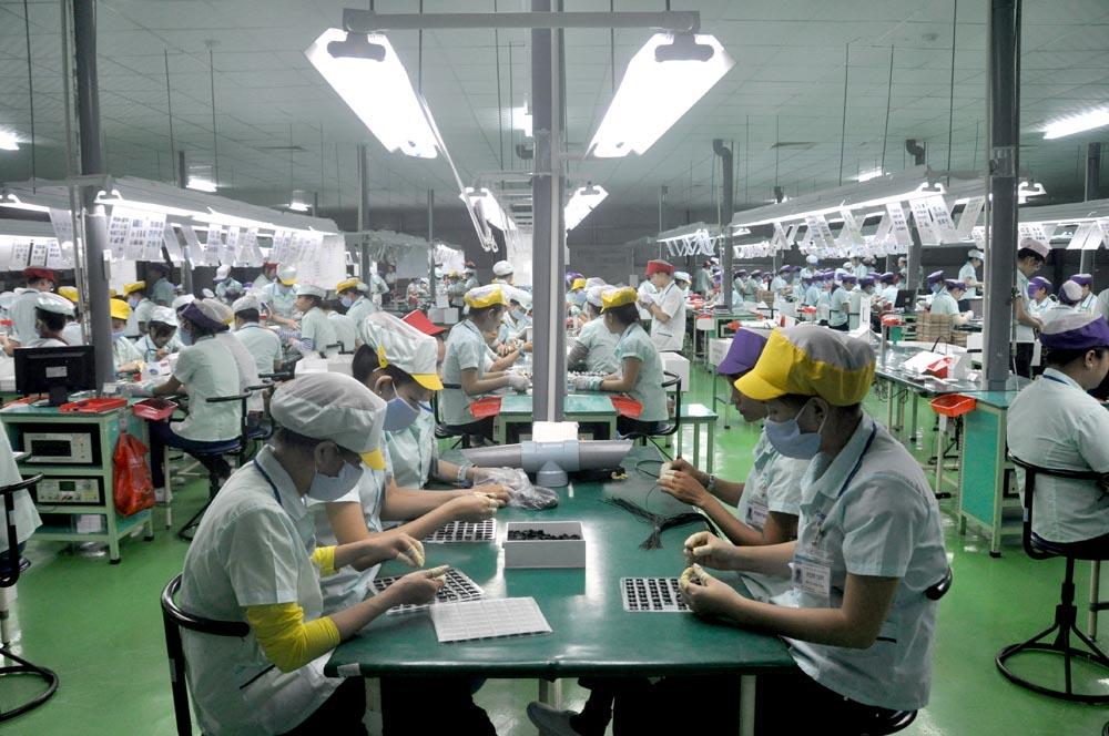 FDI exports hit USD39.34 billion in first quarter