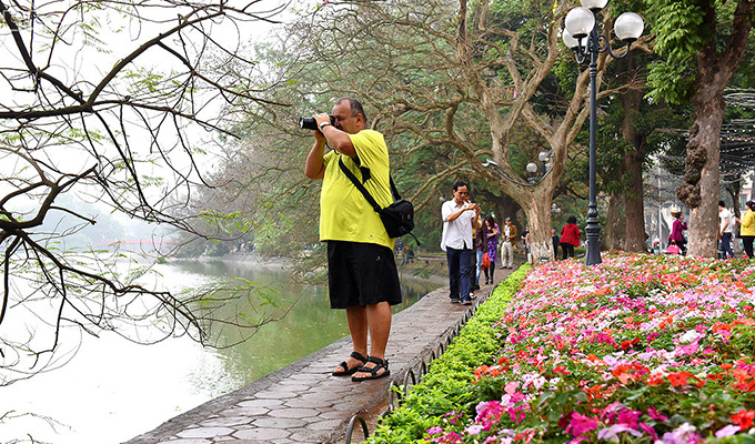 US news website names Hanoi among 13 best places to visit in March