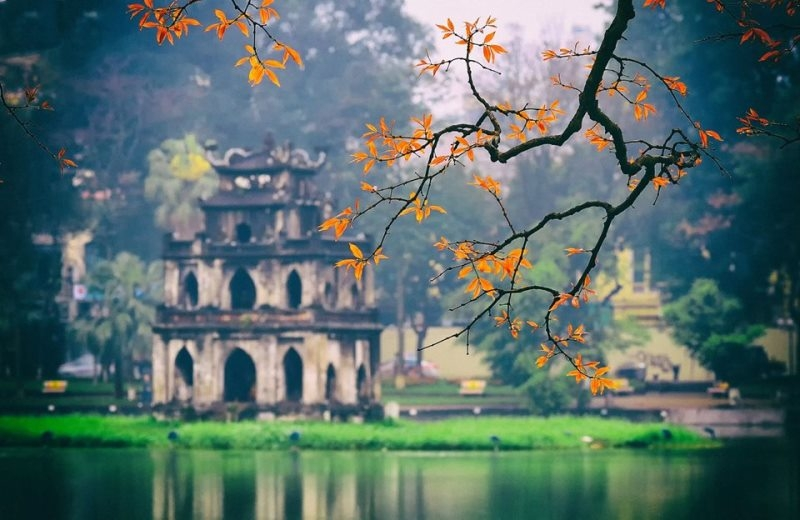 Hanoi among world's top destinations for 2018