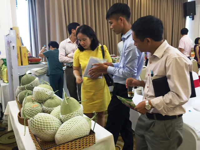 Fruits exported to China need to be traceable