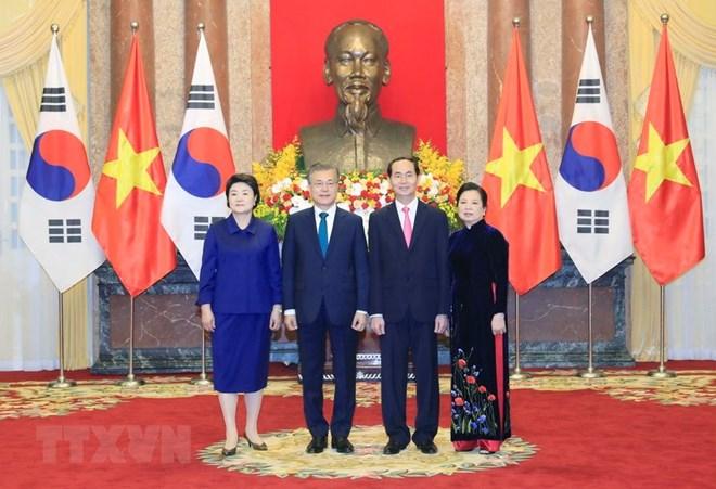 RoK President Moon Jae-in wraps up State visit to Vietnam