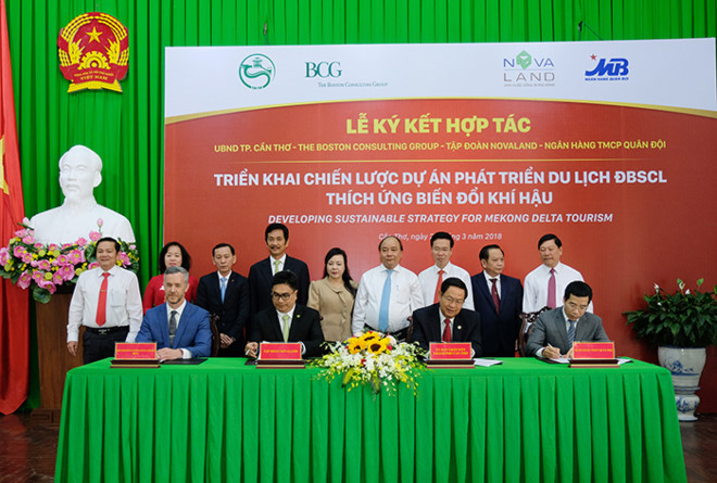 Project to develop Mekong Delta's tourism adapted to climate change