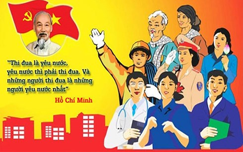 State organizing committee set up to mark 70th anniversary of President Ho Chi Minh's call for patriotic emulation