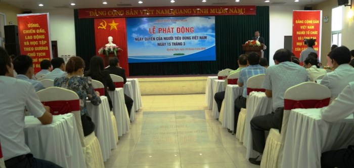 Quang Ngai launches Vietnamese Consumer Rights Day 2018