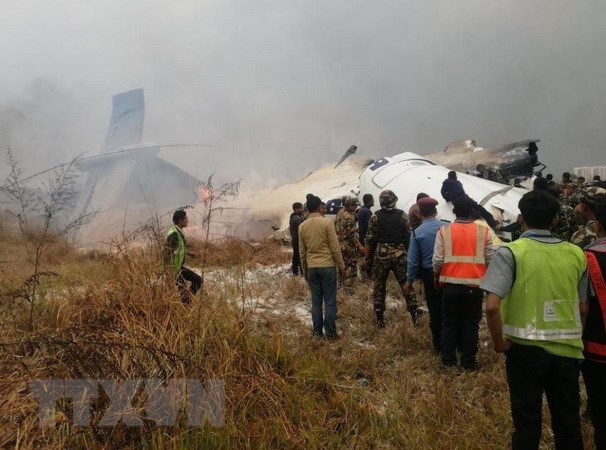 At least 49 dead in Nepal's worst plane crash